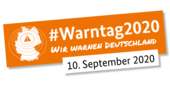 Warntag 2020 (10. September 2020)